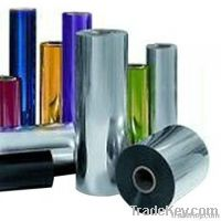 Metallized PVC Film(gold/silver)