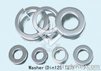 A2 A4 stainless steel flat washer/ spring washer