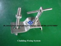 stainless steel marble Z anchor/ L anchor/ up&down cladding fixation