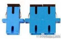 SC fiber optic adapter