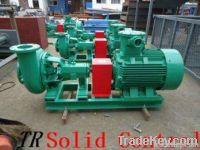 drilling fluid centrifuge sand pump