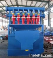 drilling fluid hydroclone desilters