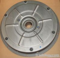Voith Hydrodamp, Spring Coupling