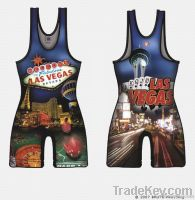 Sublimation wrestling