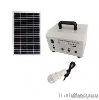 10w portable solar power system