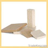 Vermiculite Fireproof Insulation Board