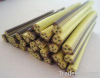 popular polymer clay nail art cane sticker
