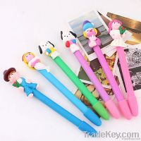 polymer clay novelty gift promotional pen
