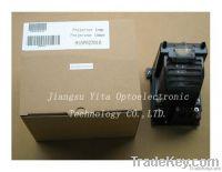 Original/compatible projector lamp with housing Mitsubishi 915P027010