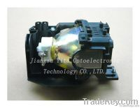 Original/compatible projector lamp/bulb with housing NP05LP for NEC