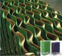 Poultry Cooling pad and ventilation fan