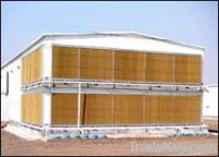 Poultry, hog and livestock cooling
