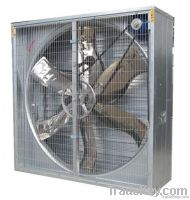 ventilator fan greenhouse, poultry shed and warehouse (CE approved)