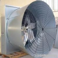 Poultry and greenhouse exhaust fan  Evaporative Cooling pad