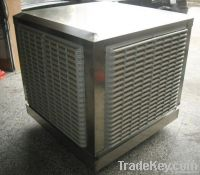wet curtain Air Cooler