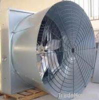 butterfly cone exhaust fan  greenhouse negative pressure exhaust fan