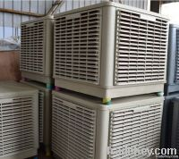 wet curtain, cooling system, Cooling pad