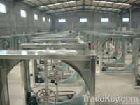poultry house temperature controlled exhaust fan