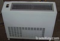 vertical exposed Fan Coil