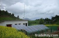 LED Solar Street Light is suitable for breeding base