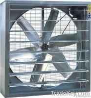 centrifugal shutter exhaust fan