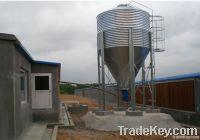 automatic poultry equipment system