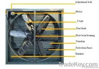 specialised industrial exhaust fans