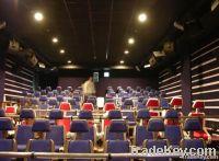 3D 4D 5D Motion Chairs Cinema