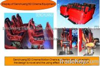 Movie Theater Equipments [5D Cinema]