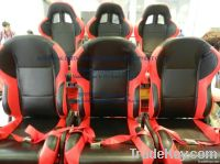 5D Cinema Individual Chairs