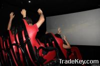 Hydraulic 4D Cinema Equipment
