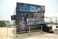 6D Cinema Equipment