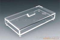 clear acrylic box, acrylic tissue box, jewelery box