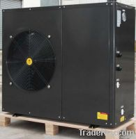Air source hot water heat pump