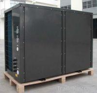Air source hot water heat