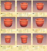 Terracotta planter,Pot