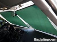Car Retractable Car Sunshade roller blinds