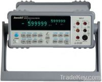 60000/600000 Counts Programmable Digital Multimeter