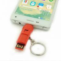 OTG Flash Drives with Key Chain
