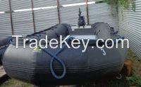 Zodiac Rescue Boat