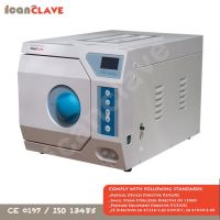 Class B steam sterilizer