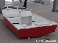 aluminum fishing boat