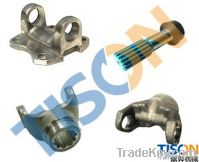 drive shaft end yoke and CV yoke