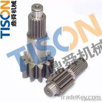 transmission shaft and gear shaft