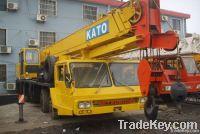 KATO NK-400E-III 40T Crane