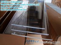 clear quartz plate quartz sheet
