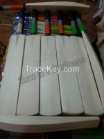 Plain Grade A English Willow Cricket Bat