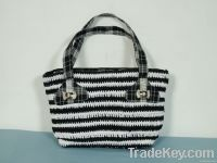 Hand-Knit & Weaving Bags