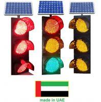 Solar Traffic Flasher