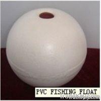 PVC fishing float